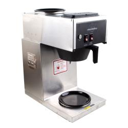 Bloomfield - 8543-D2 - 12 Cup Koffee King® Pour-Over Coffee Brewer w/ 2 Warmers image