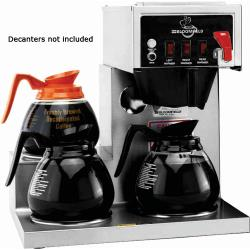 Bloomfield - 8572LD3F - Koffee King® 3-Warmer Brewer image