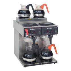 Bunn - CWTF 2/2 - Dual 12 Cup Automatic Coffee Brewer w/ 4 Warmers image