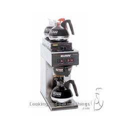 Bunn - VP17-3 - Pourover Coffee Brewer w/ 3 Warmers image