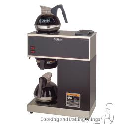 Bunn - VPR - Pourover Coffee Brewer w/ 2 Warmers image