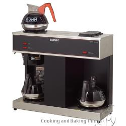 Bunn - VPS - Pourover Coffee Brewer w/ 3 Warmers image