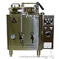 Grindmaster - 77110E - 10 Gallon Single Automatic Coffee Urn image