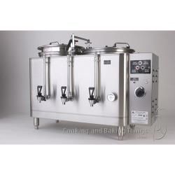 Grindmaster - 7773E - 3 Gallon Double Automatic Coffee Urn image
