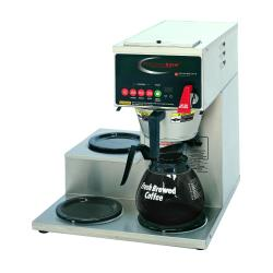 Grindmaster - B-3WL - 12 Cup Precision Brew™ Automatic Coffee Brewer w/ Left Side Warmers image