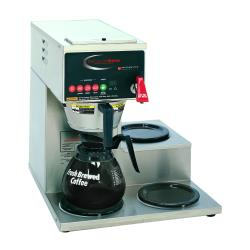 Grindmaster - B-3WR - Precision Brew™ Automatic Coffee Brewer w/ Side Warmers image