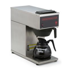 Grindmaster - CPO-1P-15A - 12 Cup Pourover Coffee Brewer w/ 1 Bottom Warmer image