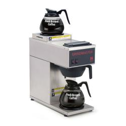 Grindmaster - CPO-2P-15A - Pourover Coffee Brewer w/ 2 Warmers image
