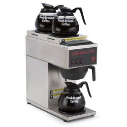 Grindmaster - CPO-3P-15A - Pourover Coffee Brewer w/ 3 Warmers image