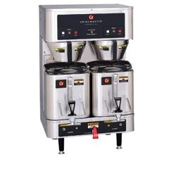 Grindmaster - P400E - Columbia Series Twin Shuttle Coffee Brewer image