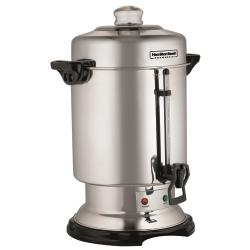 Hamilton Beach - D50065 - 60c Stainless Steel Coffee Urn image