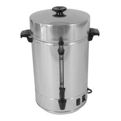 West Bend - 58001R - 101 Cup Commercial Coffee Urn Percolator/Brewer image