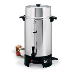 West Bend - 58010V - 100 cup Coffee Urn image