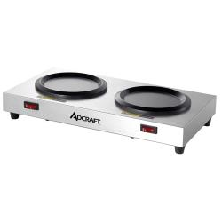 Adcraft - WP-2 - Double Coffee Warmer image