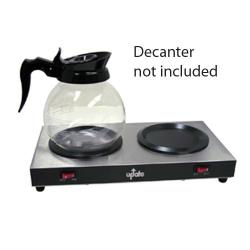 Update - THP - 2-Station Decanter Warmer image
