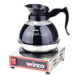 Winco - ECW-1 - Single Burner Electric Coffee Warmer image