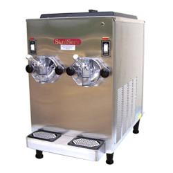 SaniServ - 798 - Countertop Twin 6 Gal/Hr 14 Qt Frozen Beverage Machine image