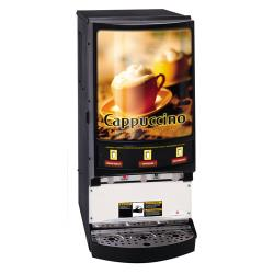 Grindmaster - PIC3 - 3 Flavor Hot Chocolate/Cappuccino Dispenser image