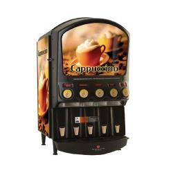 Grindmaster - PIC5 - 5 Flavor Hot Chocolate/Cappuccino Dispenser image