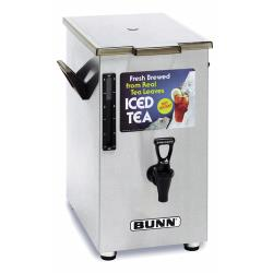 Bunn - TD4-0003 - 4 Gallon Square Iced Tea Dispenser image