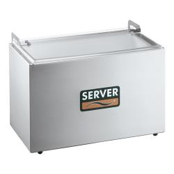 Server - 67080 - Insulated 3-Pan Relish Server image