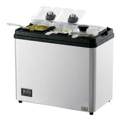 Server - 86140 - 1/3 Size Pan Countertop Chiller image