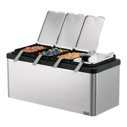 Server - 87480 - Insulated Mini-Bar w/4 Jars and Ladles image