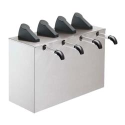 Server - 07200 - Express™ Countertop (4) Pump Dispensing System  image