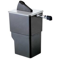 Server - 7000 - Server Express™ Rectangular Condiment Pump Dispenser image