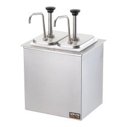 Server - 79950 - Drop-in Bar Combo w/(2) Jars & Pumps image