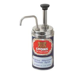 Server - 85320 - Stainless Steel Pump & Lid For #5 Can image