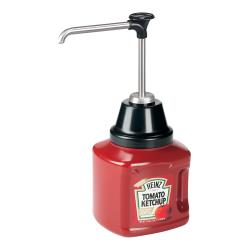 Server - 88010 - Stainless Steel Bottle Pump for Heinz® Pour & Store image