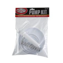 Winco - PKT-6 - 5 Lid Pump Kit image