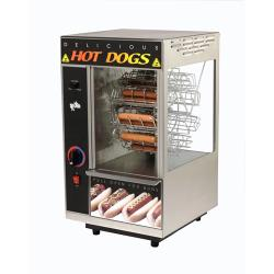 Star - 174CBA - Broil-O-Dog 18 Hot Dog Broiler image