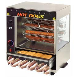 Star - 175CBA - Broil-O-Dog 36 Hot Dog Broiler image