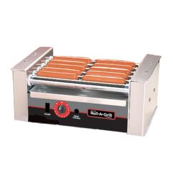 Nemco - 8010 - 10 Hot Dog Roller Grill image