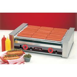 Nemco - 8018 - 18 Hot Dog Roller Grill image