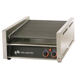 Star - 45SCE - Grill-Max Pro® Electronic 45 Hot Dog Roller Grill image
