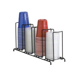 Dispense-Rite - WR-4-DD - 4-Tier Cup and Lid Dispenser image