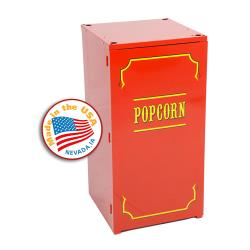 Paragon - 3080910 - Stand (Red) for 4 oz. Premium Popcorn Machine image