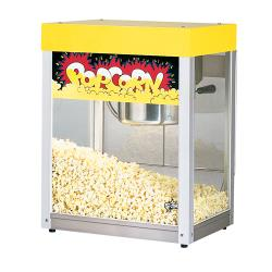 Star - 39-A - JetStar 6 oz Yellow Popcorn Popper image