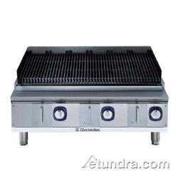 Electrolux-Dito - 169022 - 36 in Gas Charbroiler Top image