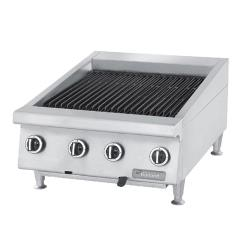 Garland - GTBG24-AR24  - 24 in Radiant Gas Char-Broiler w/ Adjustable Grate image