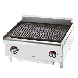 Star Manufacturing - 5124CF - Star-Max® 24 in Electric Charbroiler image