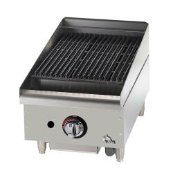Star Manufacturing - 6115RCBF - Star-Max 15 in Radiant Gas Charbroiler image