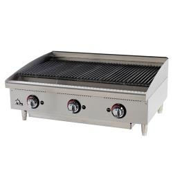 Star Manufacturing - 6136RCBF - Star-Max® 36 in Radiant Gas Charbroiler image