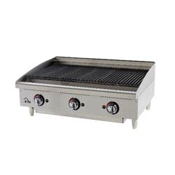 Star Manufacturing - 6148RCBF - Star-Max® 48 in Radiant Gas Charbroiler image