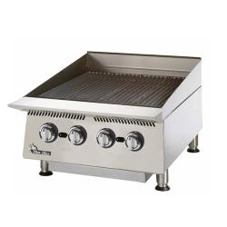 Star - 8024CBB - Ultra-Max® 24 in Lava Rock Gas Charbroiler image