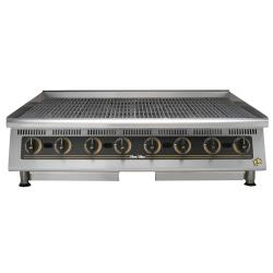 Star - 8048CBA - Ultra-Max® 48 in Lava Rock Gas Charbroiler image