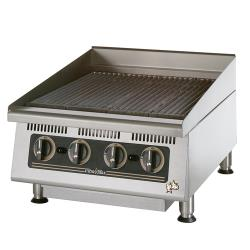 Star Manufacturing - 8124RCBA - Ultra-Max® 24 in Radiant Gas Charbroiler image